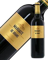 格付け第2級サード マルゴー ド ブラーヌ 2015 750ml 赤ワイン メルロー フランス ボルドー