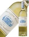 格付け第1級 パヴィヨン ブラン デュ シャトー マルゴー 2007 750ml 白ワイン ソーヴィニヨン ブラン フランス ボルドー