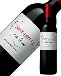 格付け第3級 AOC サン テステフ サン テステフ ド カロン セギュール 2015 750ml 赤ワイン カベルネ ソーヴィニヨン フランス ボルドー