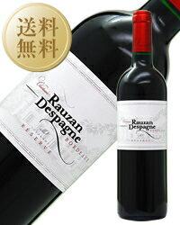 【あす楽】【今月の送料無料ワイン】 ローザン デスパーニュ ルージュ 2014 750ml 赤ワイン メルロー フランス ボルドー