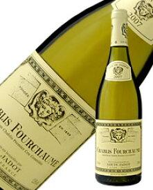 ルイ ジャドシャブリ プルミエ クリュ フルショーム 2016 750ml 白ワイン シャルドネ フランス ブルゴーニュ