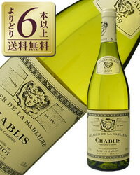 【よりどり6本以上送料無料】 ルイ ジャド シャブリ セリエ ド ラ サブリエール 2015 750ml 白ワイン シャルドネ フランス ブルゴーニュ