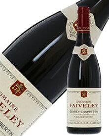 フェヴレ ジュヴレ シャンベルタン VV 2016 750ml 赤ワイン ピノノワール フランス ブルゴーニュ