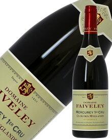 フェヴレ メルキュレ プルミエ クリュ クロ デ ミグラン 2017 750ml 赤ワイン ピノノワール フランス ブルゴーニュ