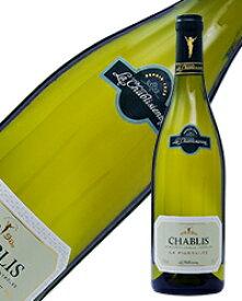 ラ シャブリジェンヌ シャブリ ラ ピエレレ 2017 750ml 白ワイン シャルドネ フランス ブルゴーニュ