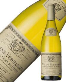ルイ ジャドペルナン ヴェルジュレス ブランクロ ド ラ クロワ ド ピエール 2014 750ml 白ワイン シャルドネ フランス ブルゴーニュ
