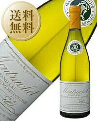 【あす楽】【送料無料】 ルイ ラトゥール モンラッシェ 2006 750ml 白ワイン シャルドネ フランス ブルゴーニュ
