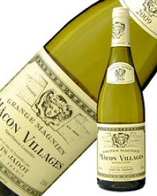 【あす楽】 ルイ ジャド マコン ヴィラージュグランジュ マニアン 2018 750ml 白ワイン シャルドネ フランス ブルゴーニュ