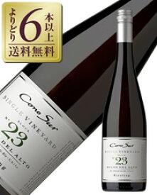 【あす楽】【よりどり6本以上送料無料】 コノスル リースリング シングルヴィンヤード No.23 2018 750ml 白ワイン チリ