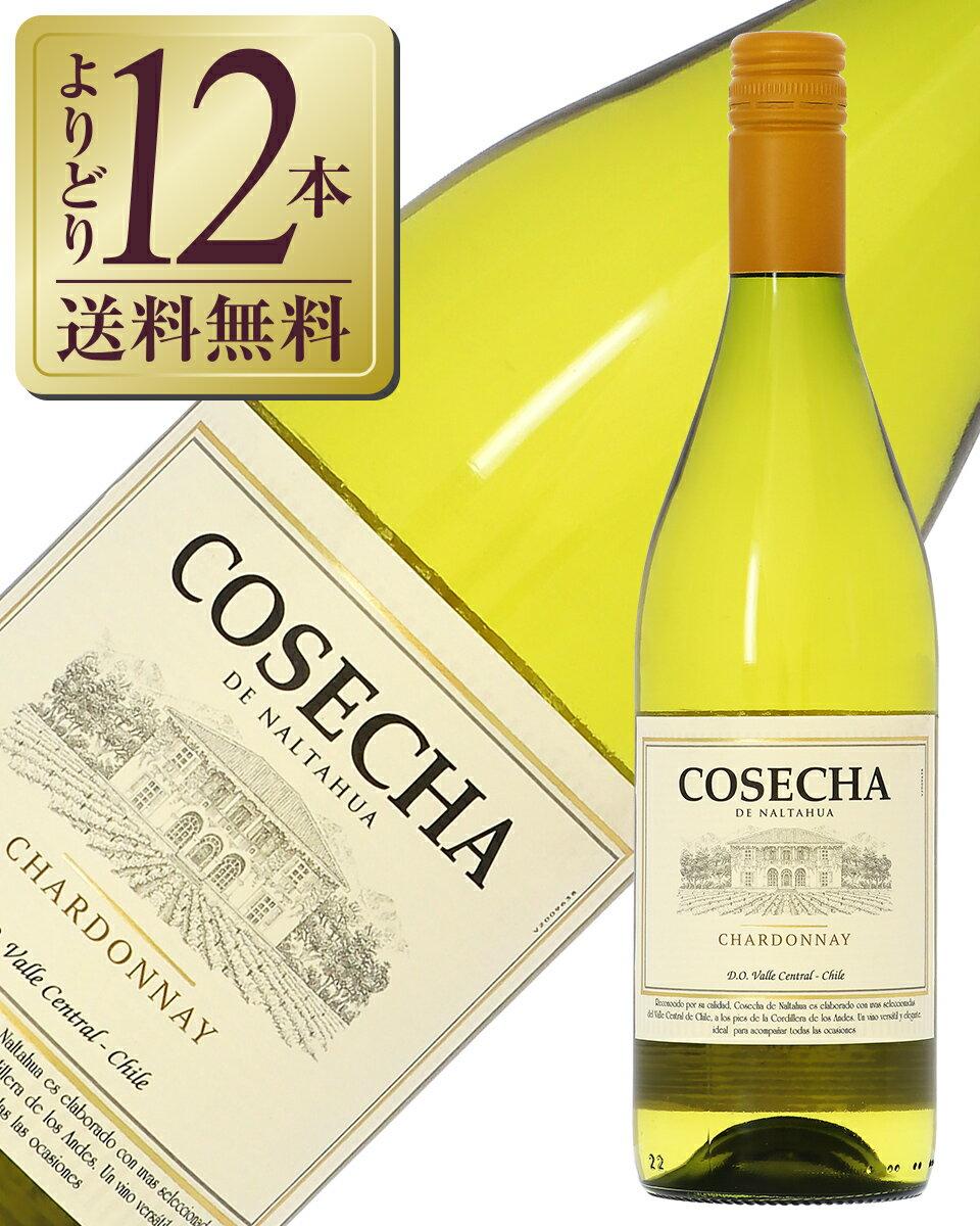 【よりどり12本送料無料】【あす楽】タラパカ コセチャ シャルドネ 2017 750ml 白ワイン チリ