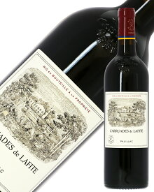 格付け第1級セカンド カリュアド ド ラフィット 2015 750ml 赤ワイン カベルネ ソーヴィニヨン
