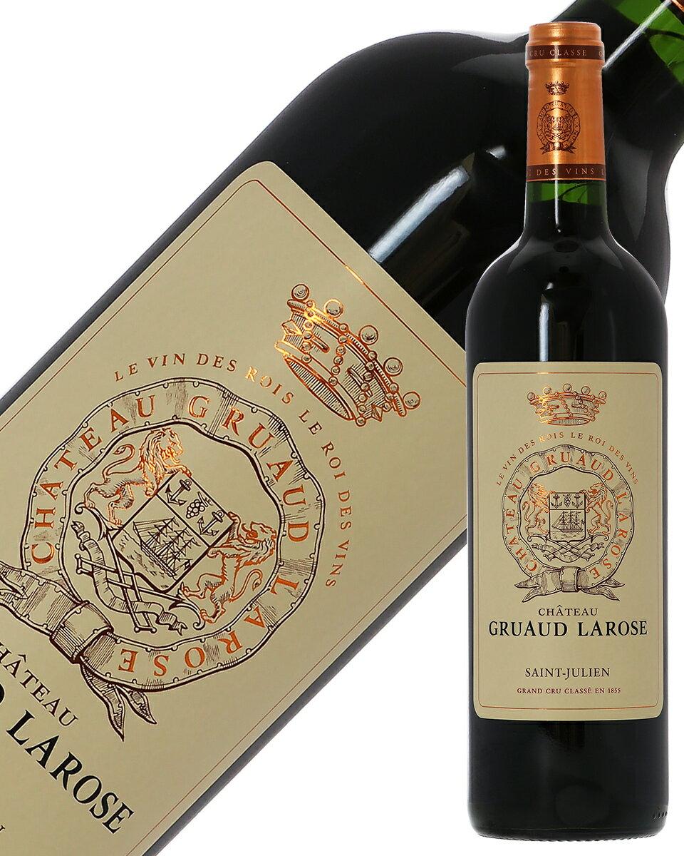【あす楽】 格付け第2級 シャトー グリュオー ラローズ 2010 750ml 赤ワイン フランス