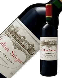 【あす楽】 格付け第3級 シャトー カロン セギュール 2013 750ml 赤ワイン フランス