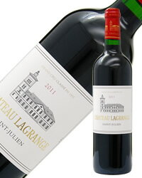 格付け第3級 シャトー ラグランジュ 2013 750ml 赤ワインカベルネ ソーヴィニヨン フランス ボルドー