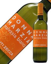 【あす楽】 コンティ ゼッカドンナ マルツィアマルヴァジア ビアンカ 2016 750ml 白ワイン イタリア