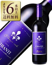 【よりどり6本以上送料無料】 メリーニ フロレジア ヴィオラ キャンティ(キアンティ) 2018 750ml 赤ワイン イタリア