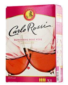 【包装不可】 カルロ ロッシ(カルロロッシ) ロゼ(ボックスワイン) 3000ml ロゼワイン