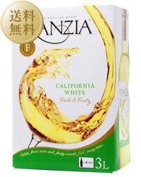 【送料無料】 フランジア ワインタップ 白 (ボックスワイン) 3000ml × 8 白ワイン