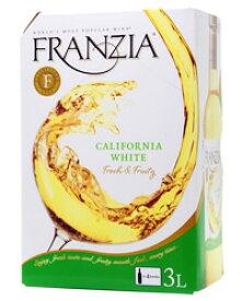 【あす楽】【包装不可】 フランジア ワインタップ 白 (ボックスワイン) 3000ml 白ワイン