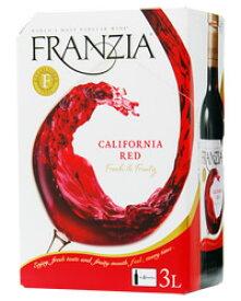 【あす楽】【包装不可】 フランジア ワインタップ 赤 (ボックスワイン) 3000ml 赤ワイン