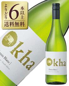 【よりどり6本以上送料無料】 マン ヴィントナーズ オーカ シュナン ブラン 2019 750ml 南アフリカ 白ワイン