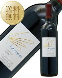【送料無料】 オーパス ワンのセカンドワイン オーヴァーチュア NV 750ml アメリカ カリフォルニア 赤ワイン