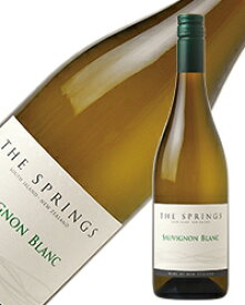 サザン バンダリー ワインズザ スプリングス ソーヴィニヨン ブラン 2019 750ml ニュージーランド 白ワイン