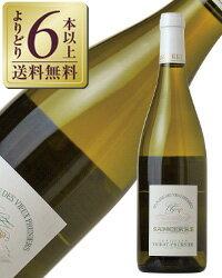 【あす楽】【よりどり6本以上送料無料】 サンセール ドメーヌ ド ヴュー プルニエ 2013 750ml 白ワイン ソーヴィニヨン ブラン フランス