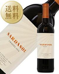 【あす楽】【今月の送料無料ワイン】 ボデガス アルコンデ サラダソル クリアンサ 2014 750ml 赤ワイン スペイン