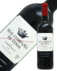【あす楽】 レアル コンパニーア デ ビノス テンプラニーリョ ベンディミア セレクシオナダ 2010 750ml 赤ワイン スペイン