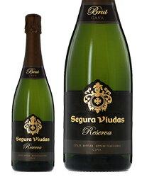 【あす楽】 セグラヴューダス ブルート レゼルバ 750ml スパークリングワイン スペイン