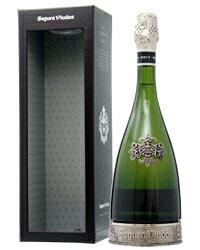 【あす楽】【包装不可】 セグラヴューダス ブルート レゼルバ エレダード 箱付 750ml 正規 スパークリングワイン スペイン