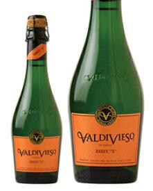 バルディビエソ ブリュット ハーフ 375ml 正規 チリ スパークリングワイン