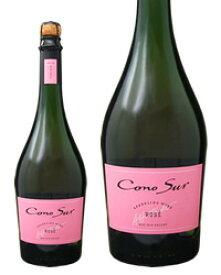 【あす楽】【同一商品12本購入で送料無料】 コノスル スパークリング ブリュット ロゼ 750ml チリ スパークリングワイン