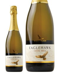 【あす楽】 ウルフ ブラス イーグルホーク キュヴェ ブリュット 750ml 正規 オーストラリア スパークリングワイン