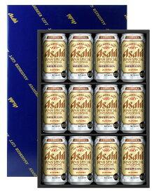 お歳暮 ビール ギフト アサヒ スーパードライ ジャパンスペシャル 缶ビールセット JS-3N しっかりフル包装+短冊のし