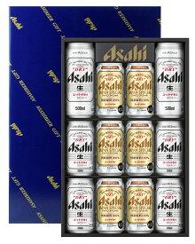お歳暮 ビール ギフト アサヒ スーパードライ ジャパンスペシャル ダブルセット JSW-3 しっかりフル包装+短冊のし