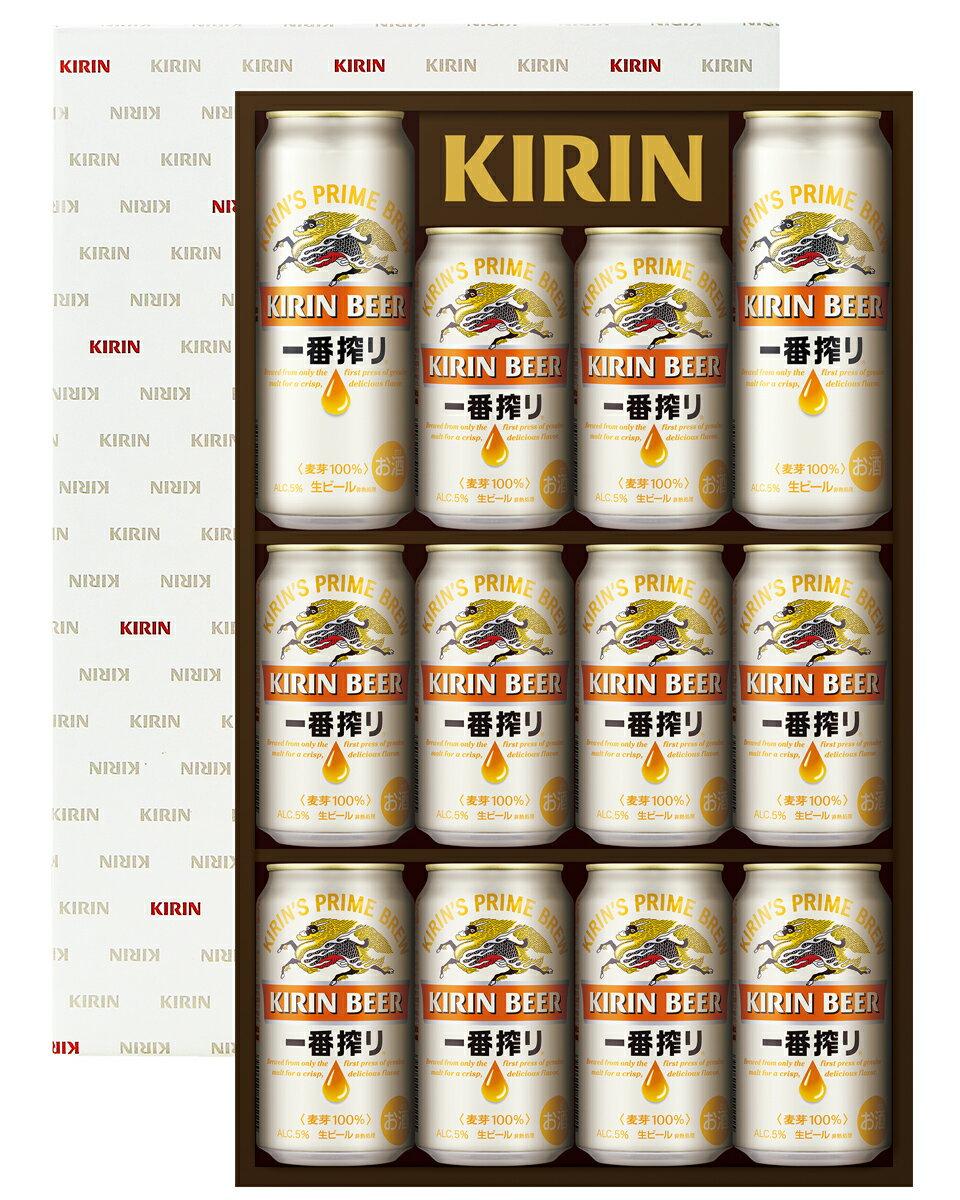 ビールギフト キリン 一番搾り生ビールセット K-NIS3 しっかりフル包装+短冊のし 同一商品に限り3セットまで同梱可能