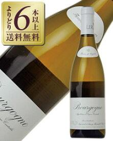 【よりどり6本以上送料無料】 メゾン ルロワ ブルゴーニュ フルール ド ヴィーニュ NV 750ml 白ワイン シャルドネ フランス ブルゴーニュ