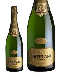 【あす楽】 フェッラーリ(フェラーリ) ペルレ ミレジム 2010 750ml スパークリングワイン イタリア