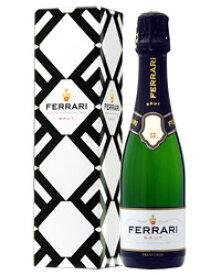 フェッラーリ ブリュット ハーフ 箱付 375ml 正規 イタリア スパークリングワイン