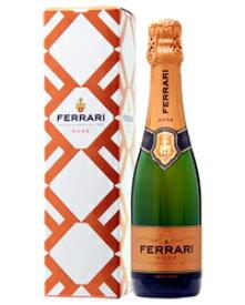 フェッラーリ ロゼ ハーフ 箱付 375ml 正規 イタリア スパークリングワイン