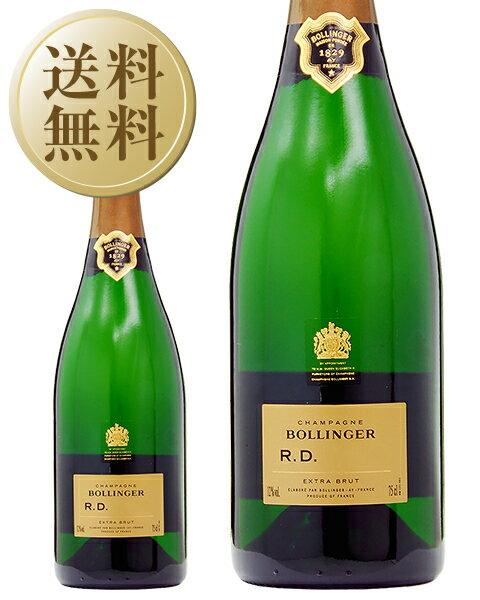 【送料無料】 ボランジェ R.D. 2002 ギフトボックス 750ml シャンパン シャンパーニュ フランス