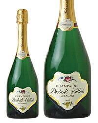 【あす楽】 ディエボル ヴァロワ ブラン ド ブラン プレスティージ ブリュット 750ml シャンパン シャンパーニュ フランス