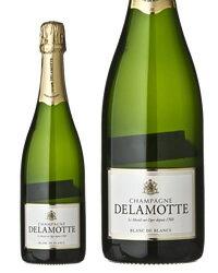 ドゥラモット ブリュット ブラン ド ブラン 750ml 並行 シャンパン シャンパーニュ フランス