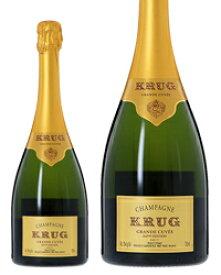 【包装不可】 クリュッグ グランド キュヴェ 750ml 並行 シャンパン シャンパーニュ フランス