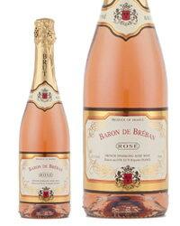 バロン ド ブルバン ブリュット ロゼ 2017 750ml 正規 スパークリングワイン フランス