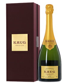 【包装不可】【お一人様12本限り】 クリュッグ グランド キュヴェ 箱付 750ml 並行 シャンパン シャンパーニュ フランス