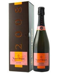 【あす楽】 ヴーヴ クリコ(ヴーヴ・クリコ)(ヴーヴクリコ)(ブーブクリコ) ロゼ ヴィンテージ 2008 スライドボックス 750ml 正規 シャンパン シャンパーニュVeuve ブーブ フランス