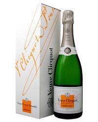 【あす楽】 ヴーヴ クリコ ポンサルダン(ヴーヴ・クリコ)(ヴーヴクリコ)(ブーブクリコ) ホワイトラベル ドゥミセック スライドボックス 750ml 正規 Veuve ブーブ シャンパン シャンパーニュ フランス